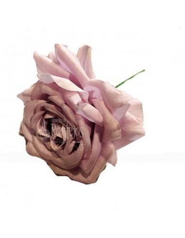 Flor rosa royal