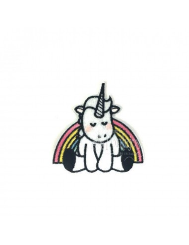 Aplicación unicornio arcoiris