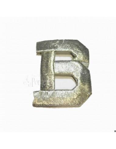 Aplicación letra b cuadrada