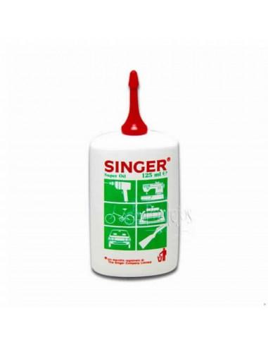 Aceite máquina singer