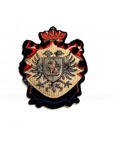 Aplicación bordado escudo