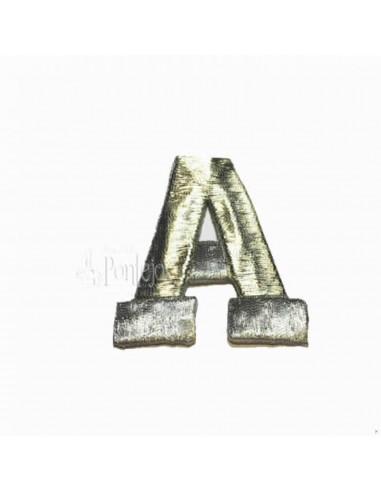Aplicación letra a cuadrada
