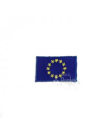Aplicación bandera comunidad europea...