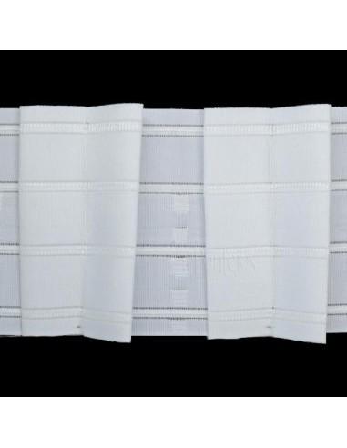 Cinta de cortina tablas 230 120mm