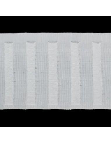 Cinta de cortina encrestadora 90mm
