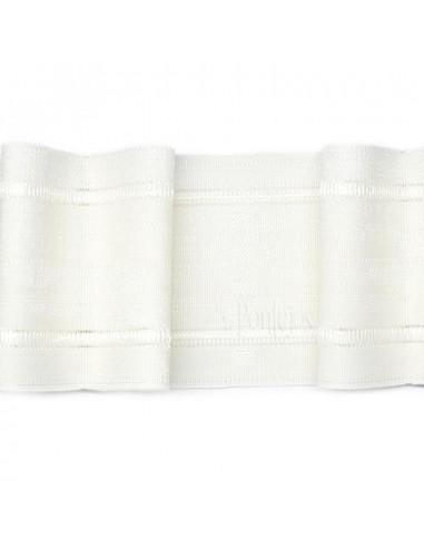 Cinta de cortina tablas 230 75mm