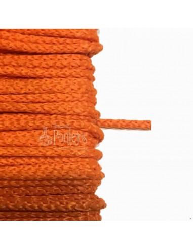 Cordón de fibra