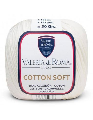 Ovillo cotton soft 50gr