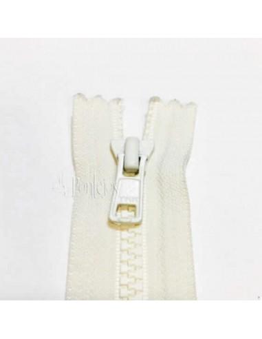 Cremallera plástico nº6 con doble cursor