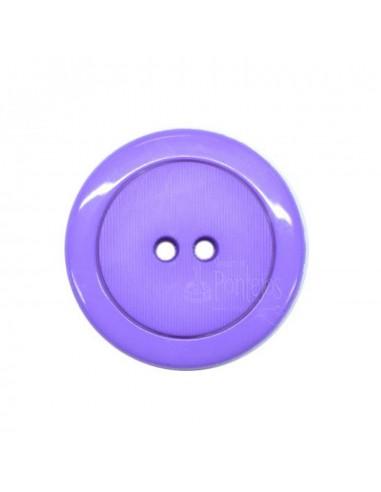 Botón ovni 2 agujeros