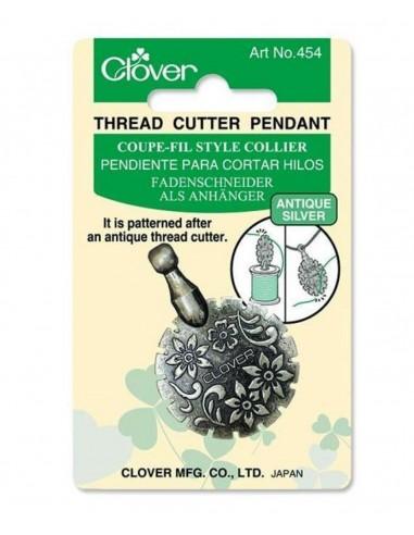 Colgante cortahilos clover