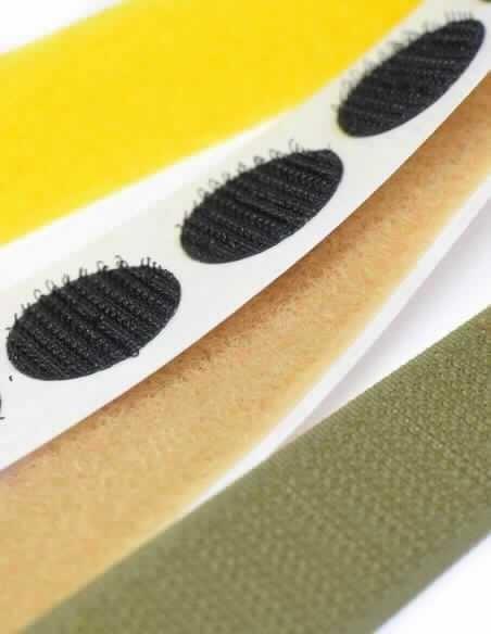Velcro y cintas de cierre