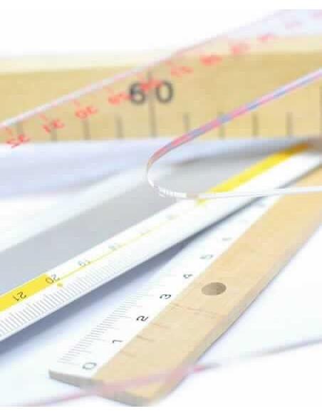 Reglas de costura y patronaje